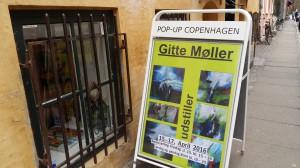 """Galleri """"POP-UP Copenhagen"""